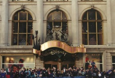 World Of Disney Store a 5Th Avenue Manhattan nella Grande Mela