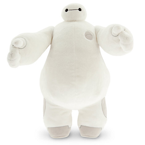 Big Hero 6: Peluche medio Baymax 28,00 € su disneystore.it
