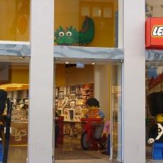 Lego Store a Copenhagen in Danimarca