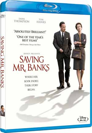 Saving Mr. Banks € 9,90 su dvd-store.it