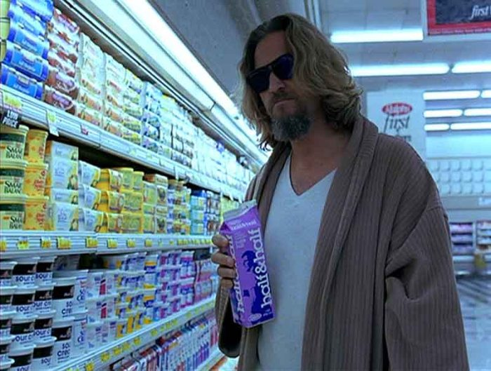 Molti dei vestiti che indossava  il Drugo erano di Jeff Bridges.
