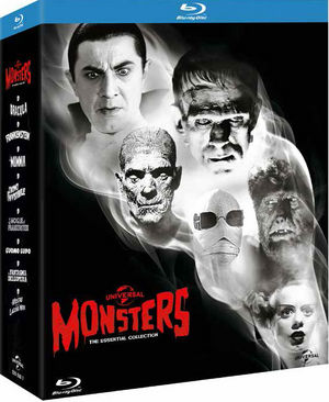 Monsters - The Essential Collection (Ltd Ed) (8 Blu-Ray) 51,99 € Amazon.it