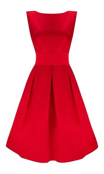 Zara abito in raso € 49.90 circa