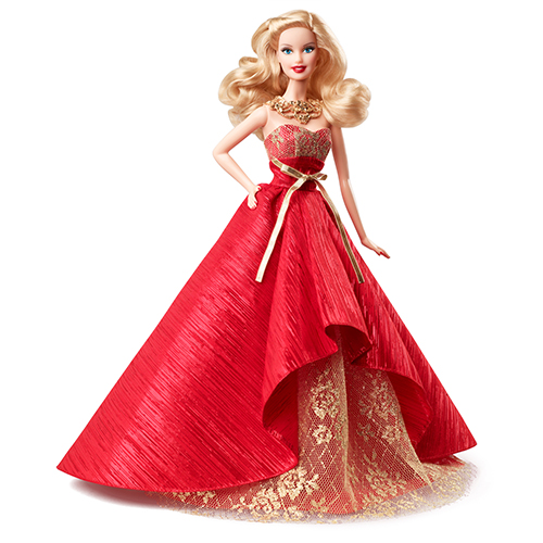 Barbie Collectors - Magia delle Feste 2014 26,90 € amazon.it