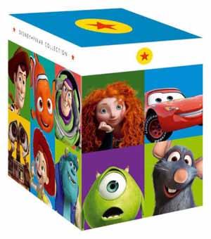 Cofanetto Walt Disney / Pixar Collection (16 Blu-Ray) € 130,95 ebay.it