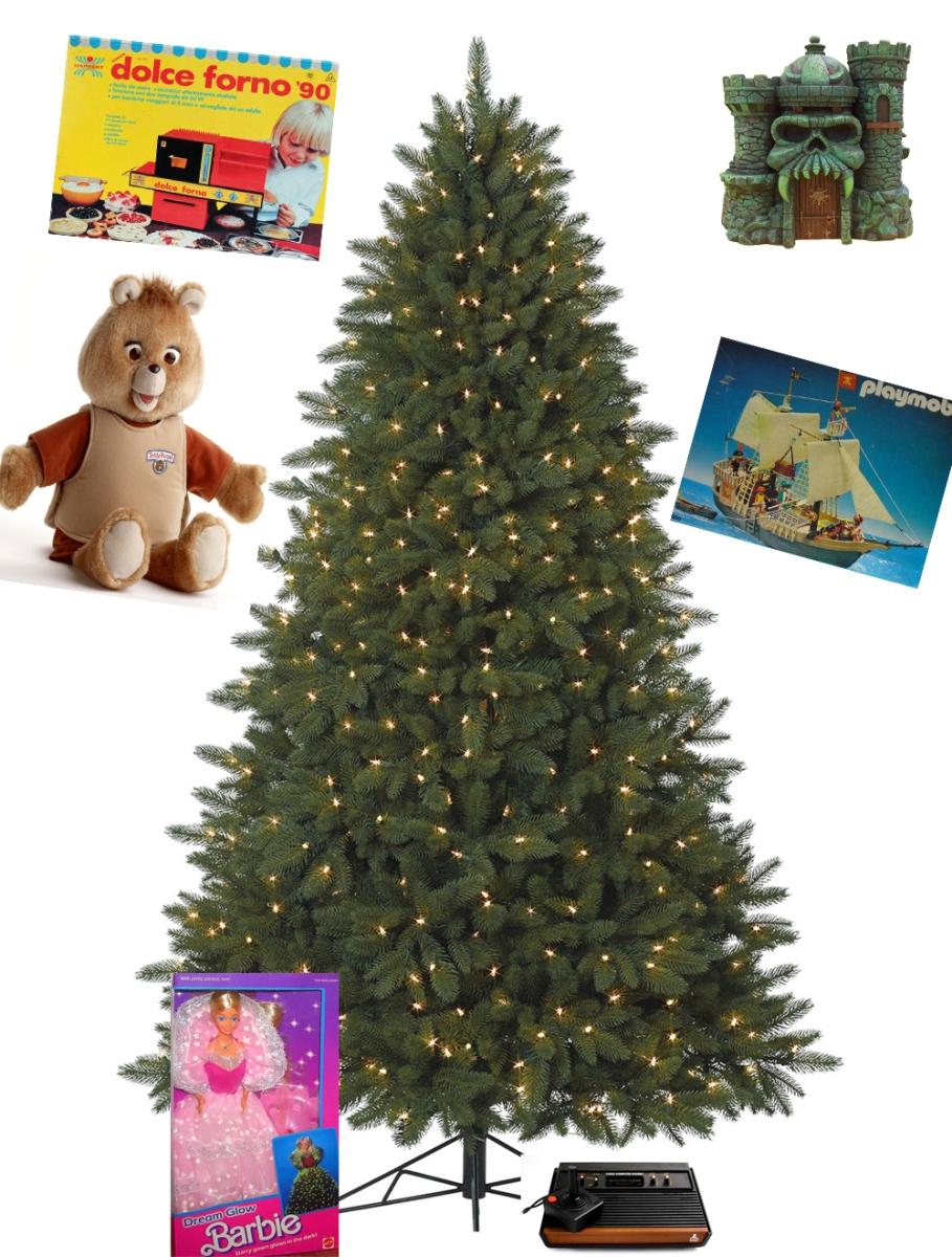 Fascination: Questo Natale, Ritorno agli Eightoys