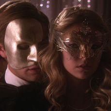 Nate e Serena in Gossip Girl