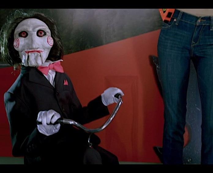 Billy il Pupazzo dalla saga di Saw (2003-2010)