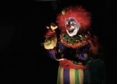 Zeebo il clown della serie Nickelodeon, Hai paura del buio? (1991-1996 e 1999-2000)