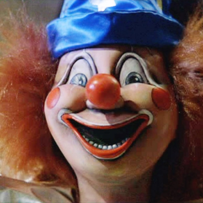 La demoniaca clown-doll di Poltergeist (1982)