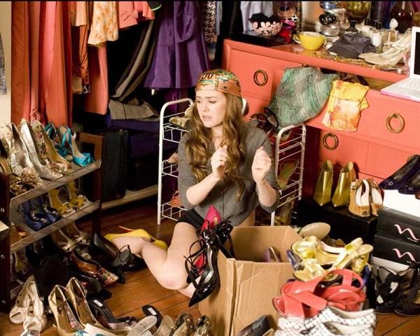 Cabina Armadio Paris Hilton.Da Carrie A Paris I Guardaroba Da Sogno Best On Screen Closets