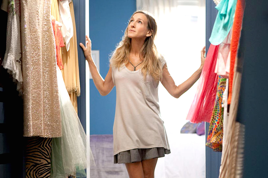 Cabina Armadio Gossip Girl : Da carrie a paris i guardaroba da sogno: best on screen closets