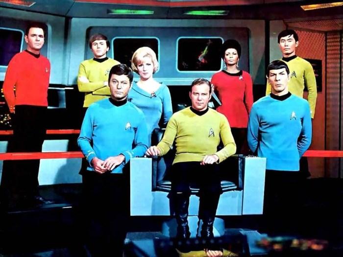 6.10 Curiosità Seriali: Star Trek