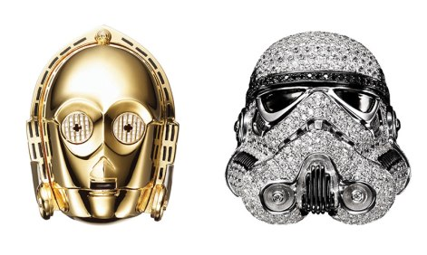 'Star Wars' Jewelry by Justin Davis
