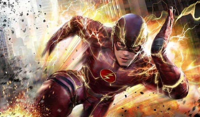 10.10 Curiosità Seriali: The Flash