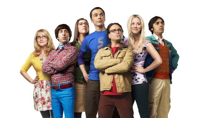 5.10 Curiosità Seriali: The Big Bang Theory