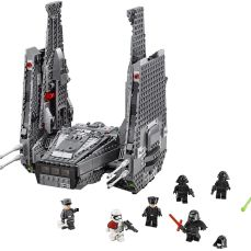 75104 Kylo Ren's Command Shuttle™ 129,99 € su lego.com