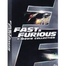 Fast And Furious - 7 Film Collection (7 Blu-Ray) su EUR 43,99 amazon.it