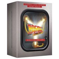 Ritorno Al Futuro - La Trilogia (Flusso Canalizzatore Ltd Edition) (4 Blu-Ray+Libretto) EUR 199,00 su amazon.it
