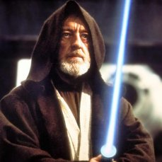 3- Obi-Wan Kenobi Episodio IV - Una nuova speranza