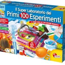 PICCOLO GENIO I MIEI PRIMI 100 ESPERIMENTI EUR 21,99 su liscianigroup.com