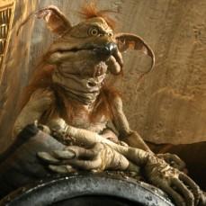 11- Salacious B. Crumb Episodio VI - Il ritorno dello Jedi
