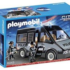 Playmobil 6043 - Mezzo Blindato Della Polizia solo per oggi a € 22,99 su pmobil.it