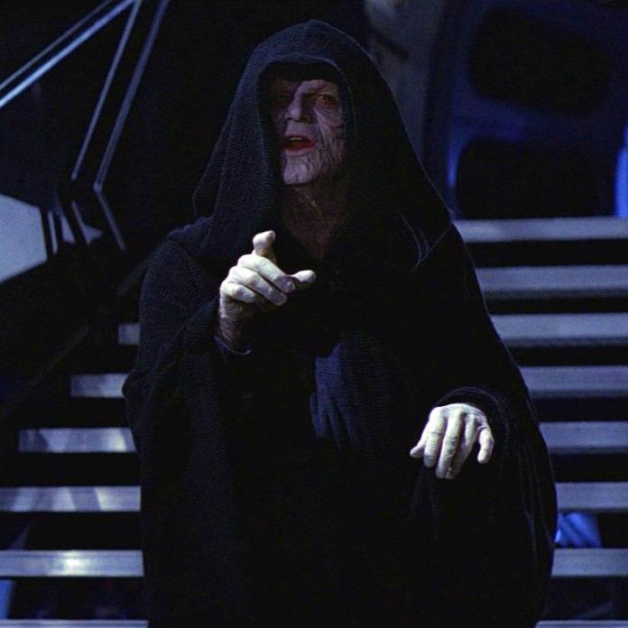 4- Imperatore Palpatine Episodio VI - Il ritorno dello Jedi