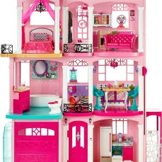Barbie CJR47 - Casa Dei Sogni EUR 249,90 su amazon.it