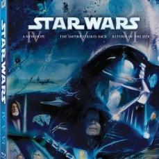 STAR WARS - THE ORIGINAL TRILOGY - EPISODI IV-V-VI € 29,98 su dvd.it