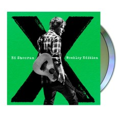 Ed Sheeran - X (Wembley Edition) Vinile EUR 19,12 su amazon.it