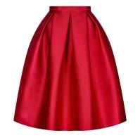 Satin prom skirt, £60 su Topshop.com