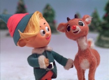 Rudolph la renna dal naso rosso (1964)