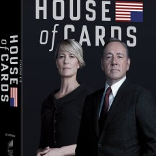 HOUSE OF CARDS - STAGIONI: 01 / 02 / 03 - (12 Blu-Ray) 59,90 su mediaworld.it