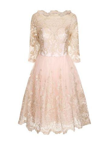 Chi Chi London Baroque Style Tea Dress £74.99 su houseoffraser.co.uk