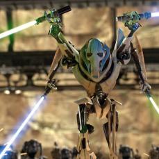 15- Generale Grievous Episodio III - La vendetta dei Sith