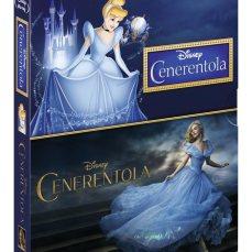 Cenerentola (Animazione) / Cenerentola (Live Action) (2 Blu-Ray) EUR 21.24 su amazon.it