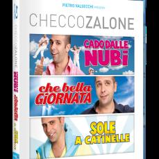 CHECCO ZALONE - LA TRILOGGIA - 3 Blu-ray € 19,69 su dvd.it