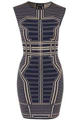 Top Shop Geo Knit Dress £45.00