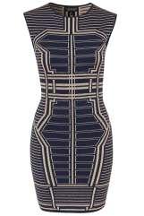 Top Shop Geo Knit Dress £45.00