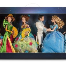 Cinderella Doll Set - Live Action € 199,00 su emporiodeidesideri.it