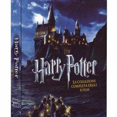 COFANETTO Harry Potter Collezione Completa (8 Blu-Ray) EUR 41,00 su ebay.it