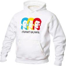 Felpa Bowie 27.99 € su ebay.it