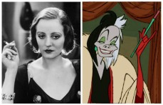 6- Crudelia De Mon è ispirata a Tallulah Bankhead, famosa per il ruolo della cinica giornalista Constance Porter ne I prigionieri dell'oceano (1944) di Alfred Hitchcock.