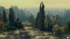 9- La serie è girata in Nuova Zelanda agli Auckland Film Studios.
