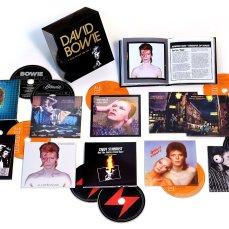 David Bowie, cofanetto Five Years (1969 - 1973) €118,99 su amazon.it