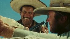 1. Trilogia del dollaro di Sergio Leone: Per un pugno di dollari (1964) - Per qualche dollaro in più (1965) - Il buono, il brutto, il cattivo (1966). Quest'ultimo è il film preferito di Quentin Tarantino, in assoluto.