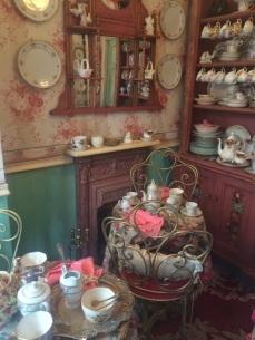 Sala da tè di Madama Piediburro