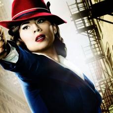 5. Agent Carter (2015- )