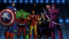 6. Avengers - I più potenti eroi della Terra (2010-12)